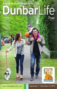 Dunbar Life Magazine