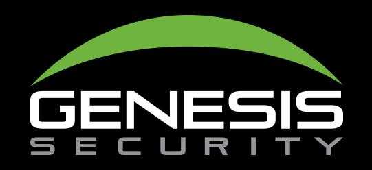 Logo Guidelines Genesis Security Group