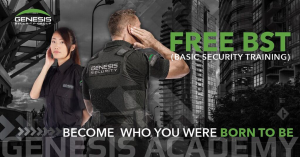 FREE BST (Basic Security Training) @ John Volken Academy | Surrey | British Columbia | Canada