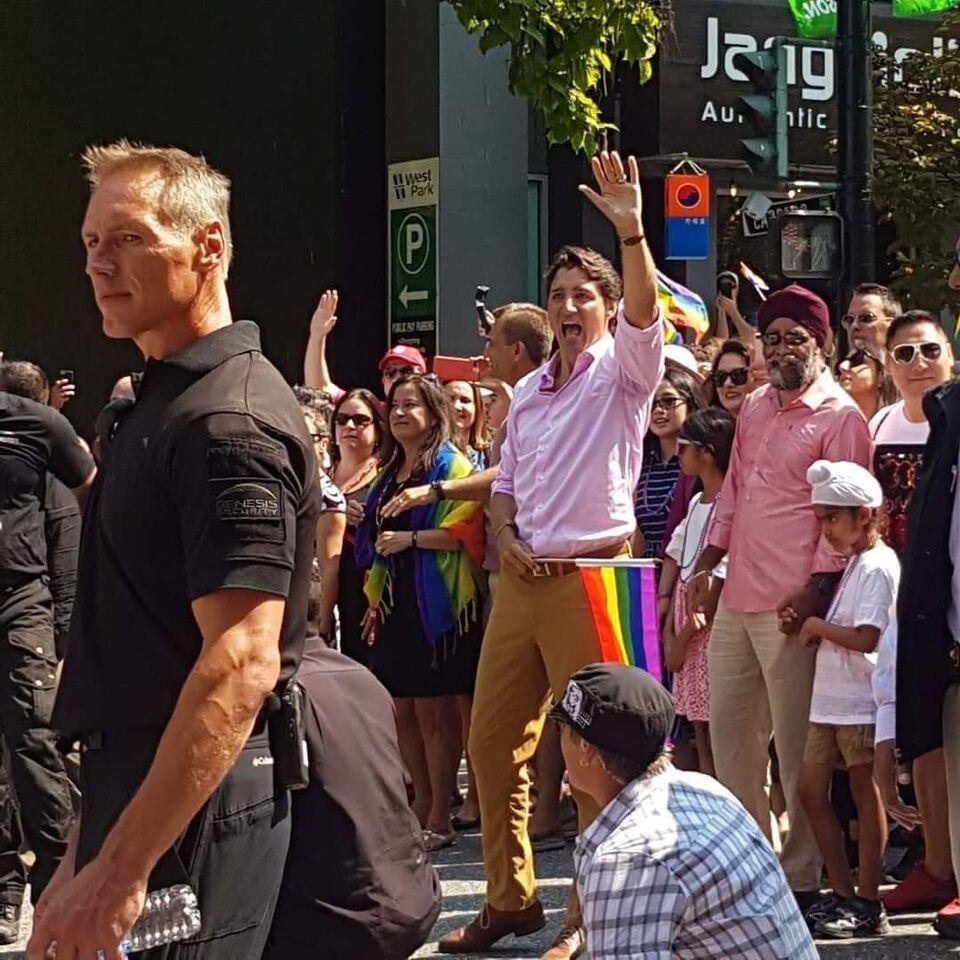 Pride Parade 2018