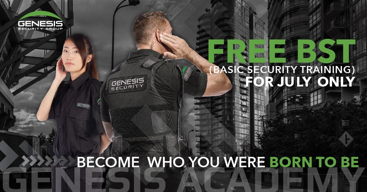 Weekday Basic Security Training (BST)