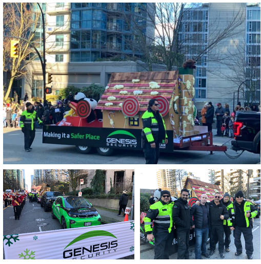 15th Annual Vancouver Santa Claus Parade 2018
