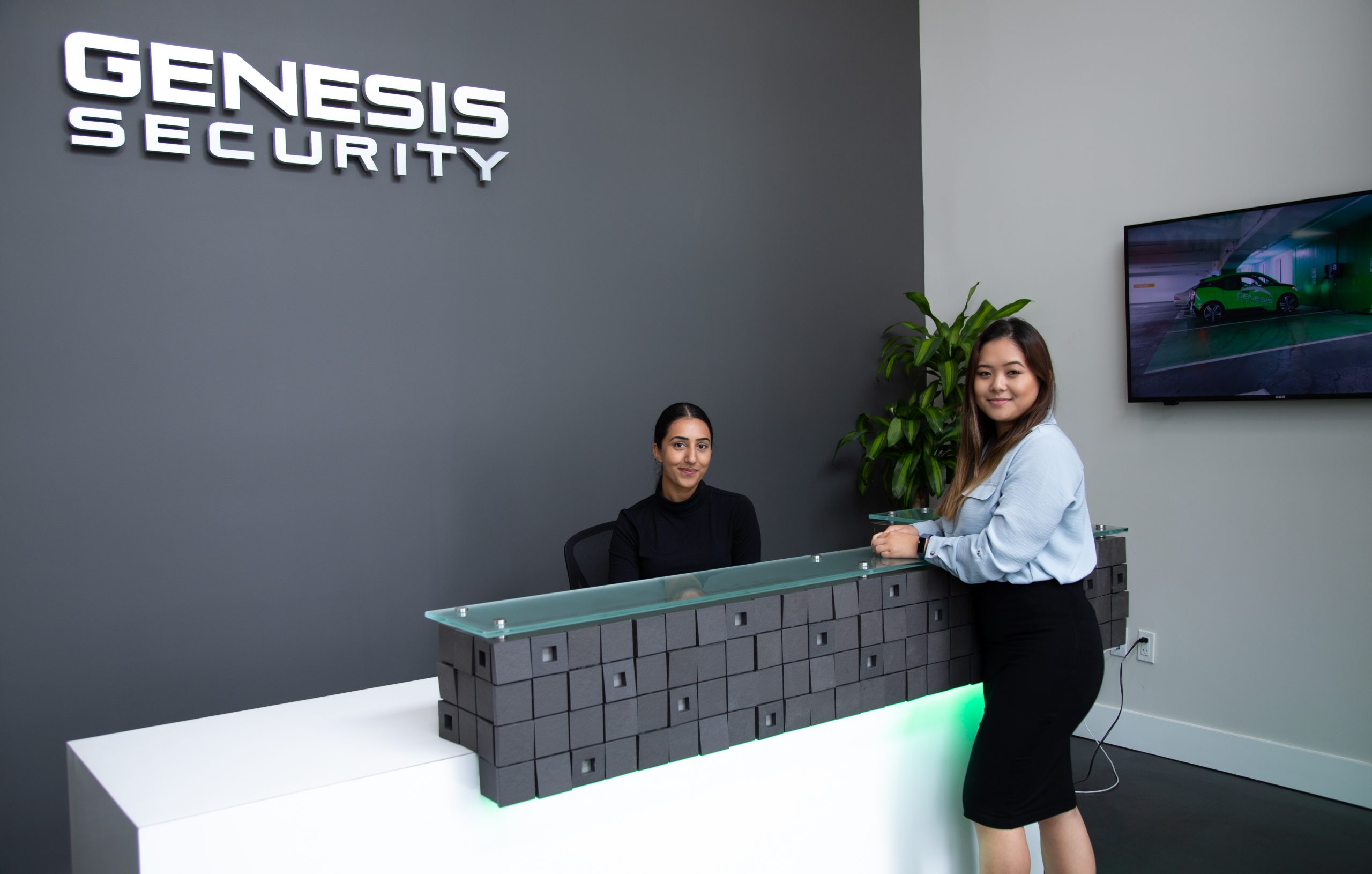 NEW Genesis Security Headquarters